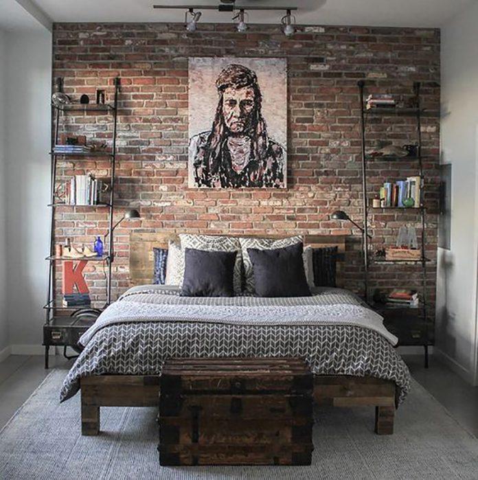 Decoração Industrial para o quarto: Veja como fazer na sua casa