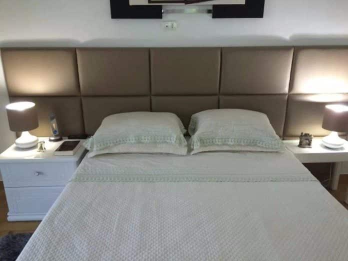 exemplo de modelo de como deve ser uma cabeceira de cama