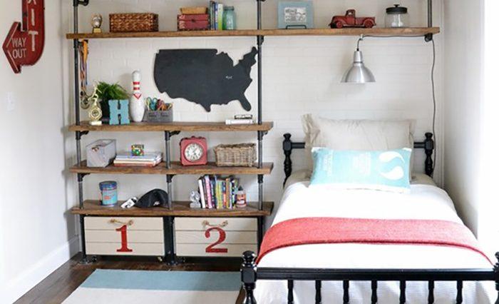 Estilos para quartos de adolescentes
