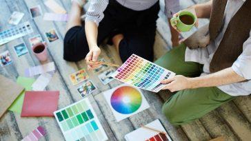 Psicologia das cores: como aplicá-las na decoração?