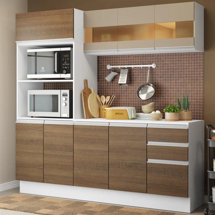 armário para cozinha feito com mdf