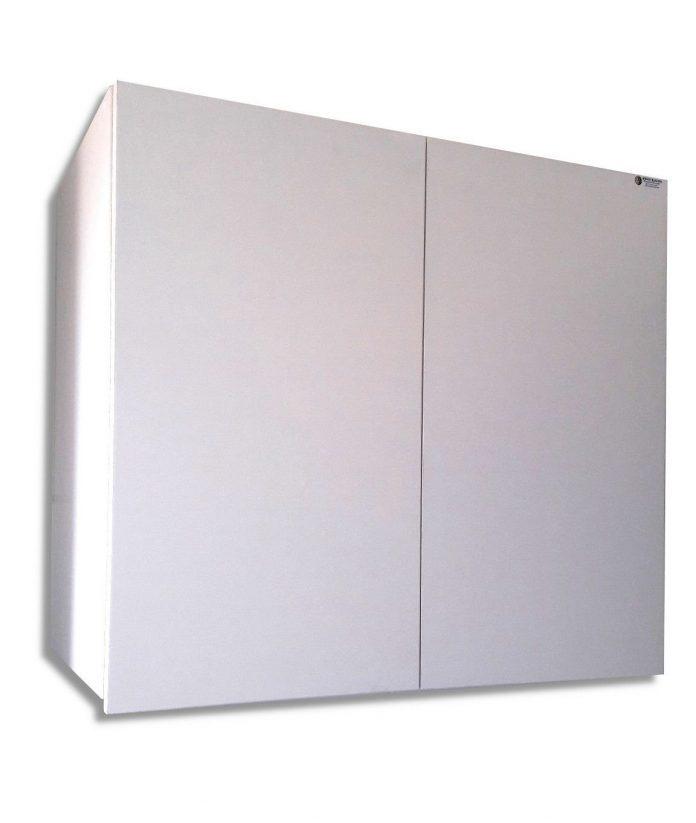 armario branco de mdf