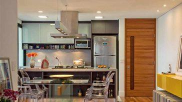 Cozinhas abertas para a sala – Dicas para reforma e decoração