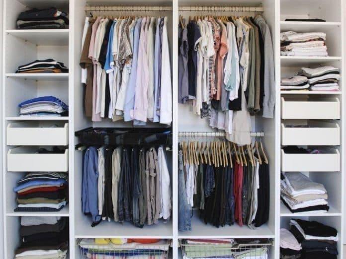 Organização para o quarto