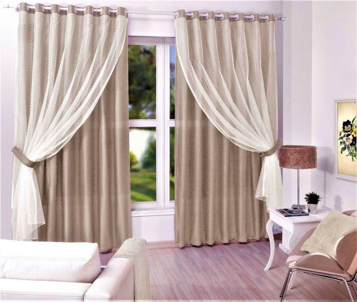 7 Dicas Para Decorar Espaços Pequenos: utilize a cortina