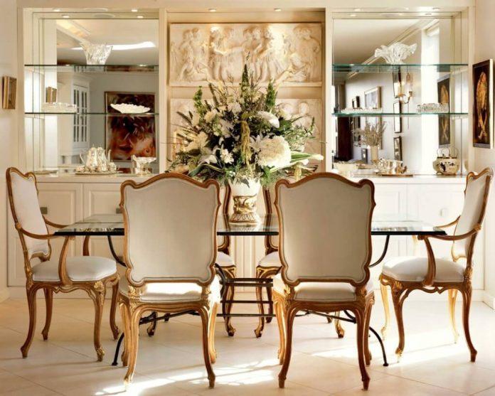 Foto ilustrativa para simbolizar o estilo de decoração clássico