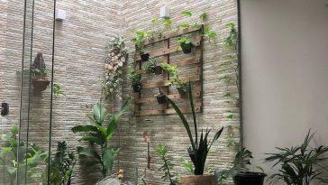 Grama sintética para Jardim de Inverno: Se inspire