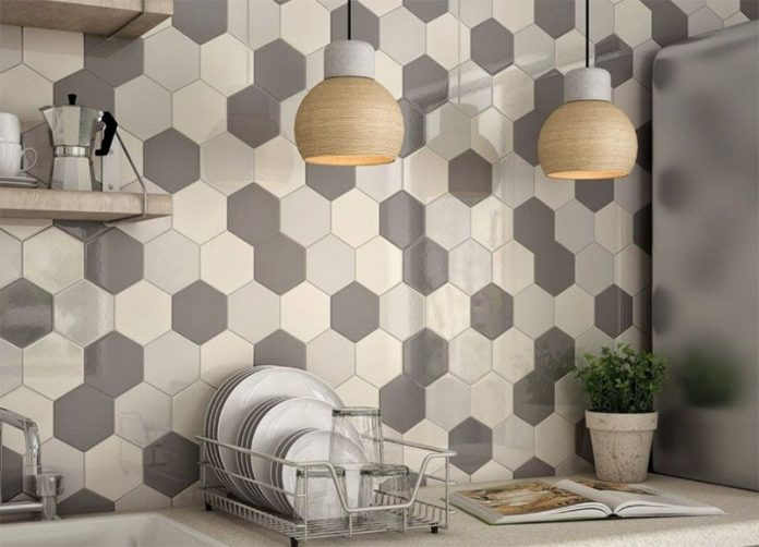 Revestimento Hexagonal na Cozinha: Dicas, fotos e inspirações