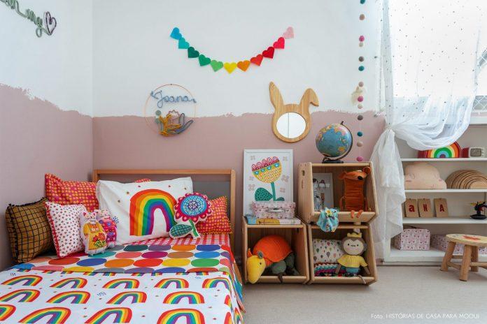quarto infantil no estilo lúdico