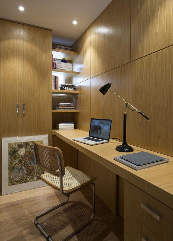 luminária de escrivaninha ideal para home office