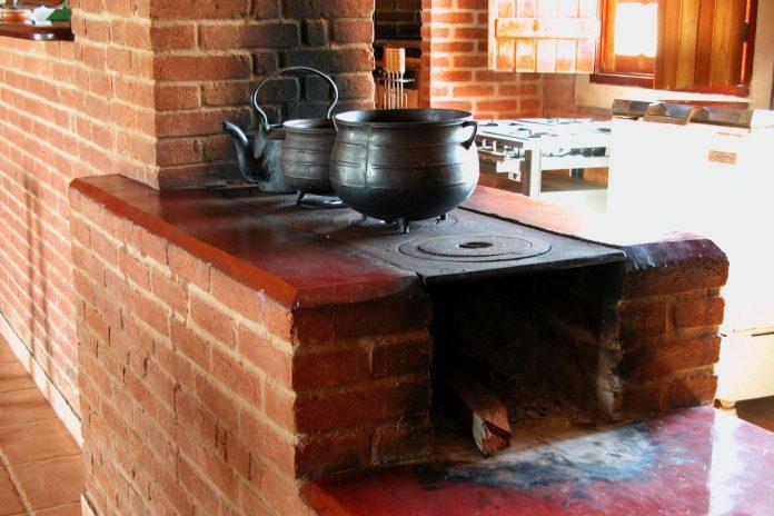 medidas do fogão a lenha