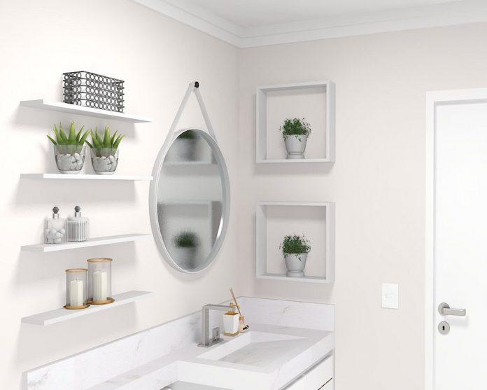 Nicho Para Banheiro: Modelos Criativos Para Decorar e Organizar