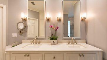 Arandela para Banheiro: Saiba Como Usar e Modelos Lindos