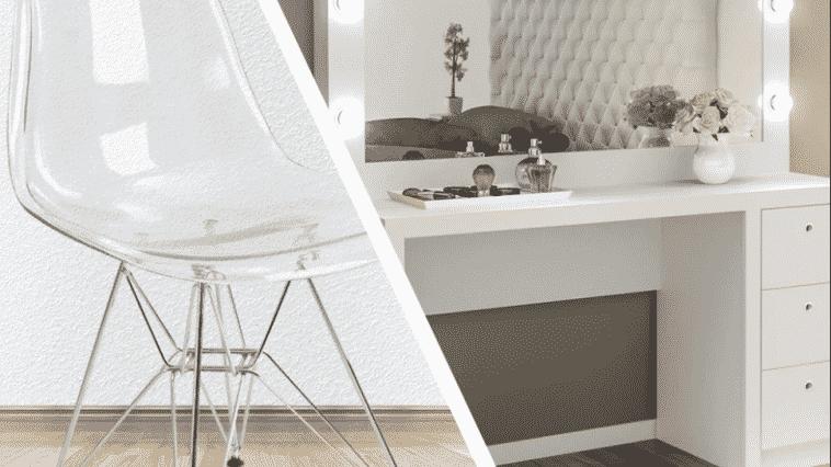 Cadeira para Penteadeira: Modelos Modernos e Confortáveis