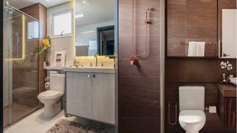 Projetos Incríveis de Banheiro: Se inspire