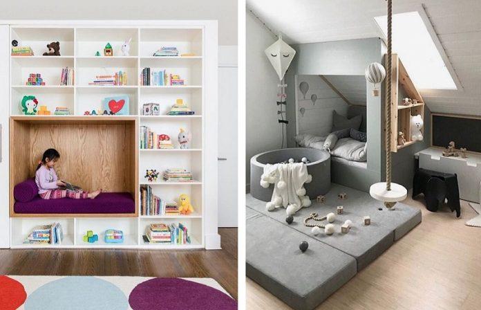 Decoração para quarto infantil: Fotos para você se inspirar