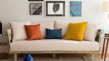 Almofadas para Sala: Modelos e Dicas para Decorar sua Casa