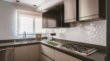 Revestimento 3D para Cozinha: Como Escolher, Ideias para sua Decoração