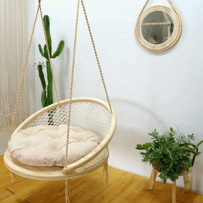 Cadeira de Balanço Suspensa: 7 Modelos Lindos e Relaxantes