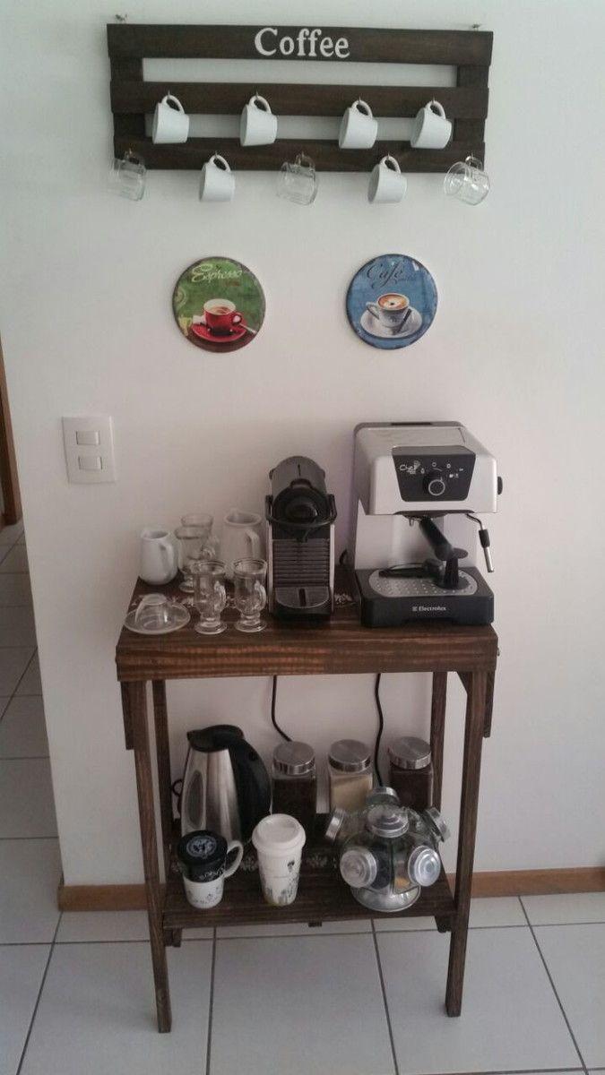 Aparador para café